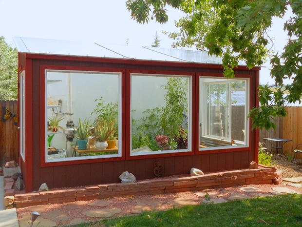 Environmental Control with a Greenhouse