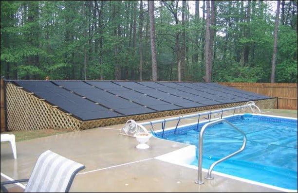 Few More Efficient Solar Pool Heaters for Inground Pools