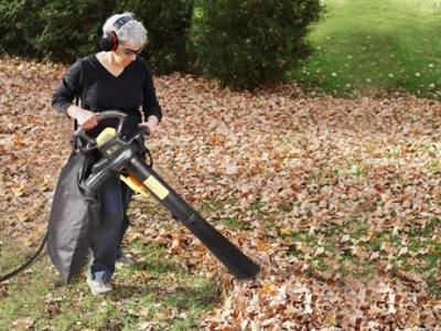 How Does a Lawn Vacuum Work
