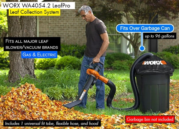 How To Use a Lawn Vacuum