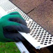 How to Remove Waterfall Gutter Guard System