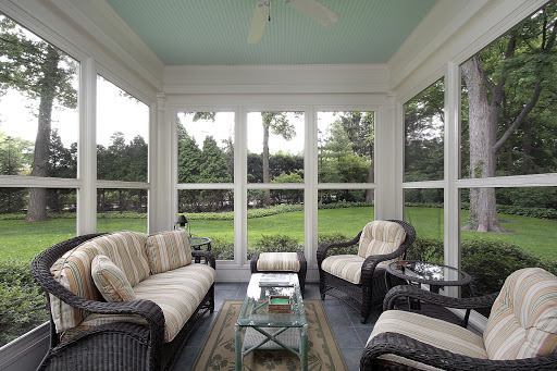 Insulate or Enclose an Outdoor Enclosed Patio or Porch