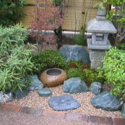 Japanese Garden in a Small Space