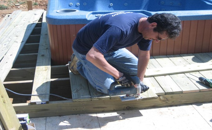 Material for Decking