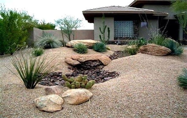 Mulching The Garden and Landscape in Arizona