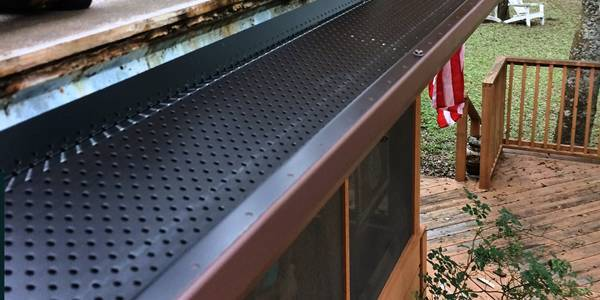 Perforated Metal Guards