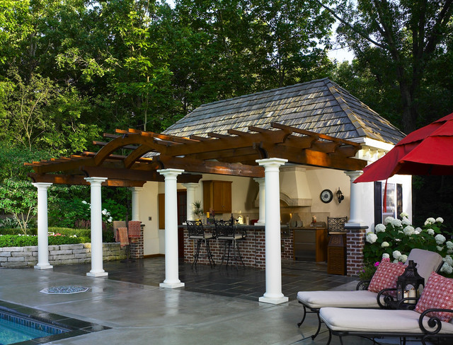 Pool and Patio for Entertaining