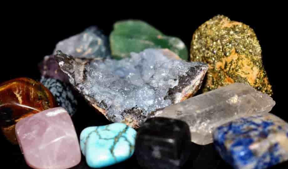Sedimentary Rocks minerals
