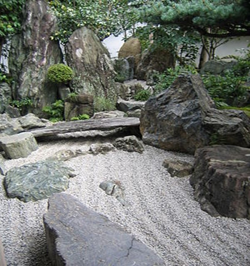 Stay true to the culture of Japanese Garden