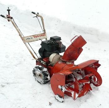 Tek Snow Blower