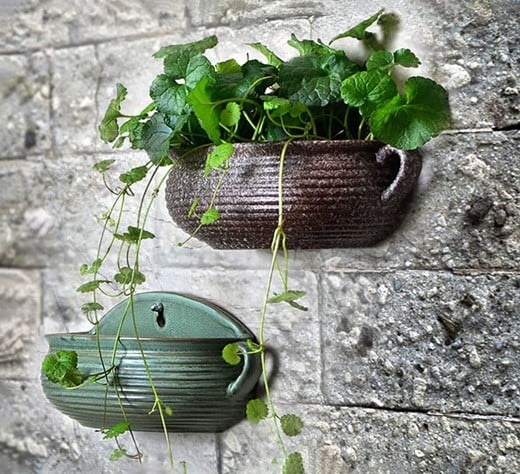 Themed Hanging Fence Planter