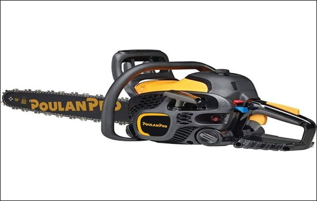 What Chainsaw File to Use with Poulan Pro PR5020