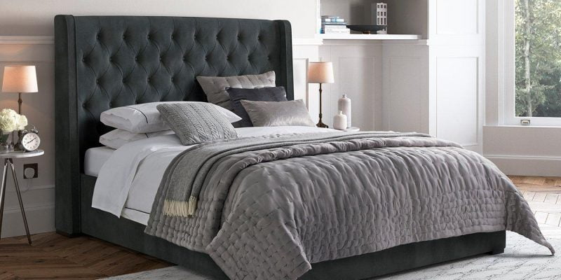 What Does an Upholstered Bed Mean
