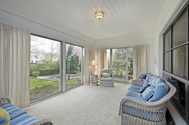 What Insulation Should Be Used for An Outdoor Enclosed Porch or Patio