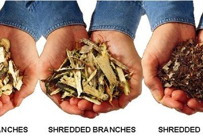 What is Better A Woodchipper or a Wood Shredder