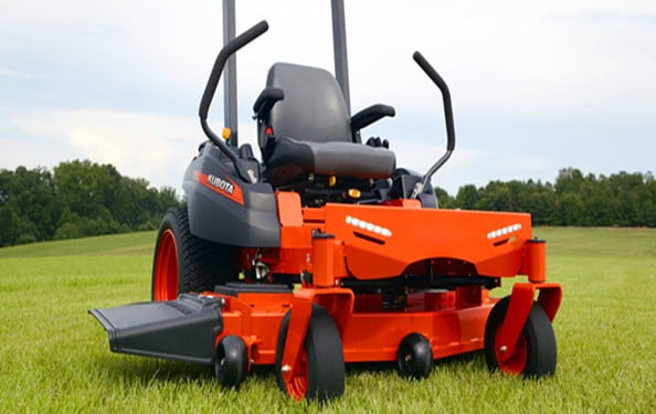What is a Zero-Turn Lawn Mower