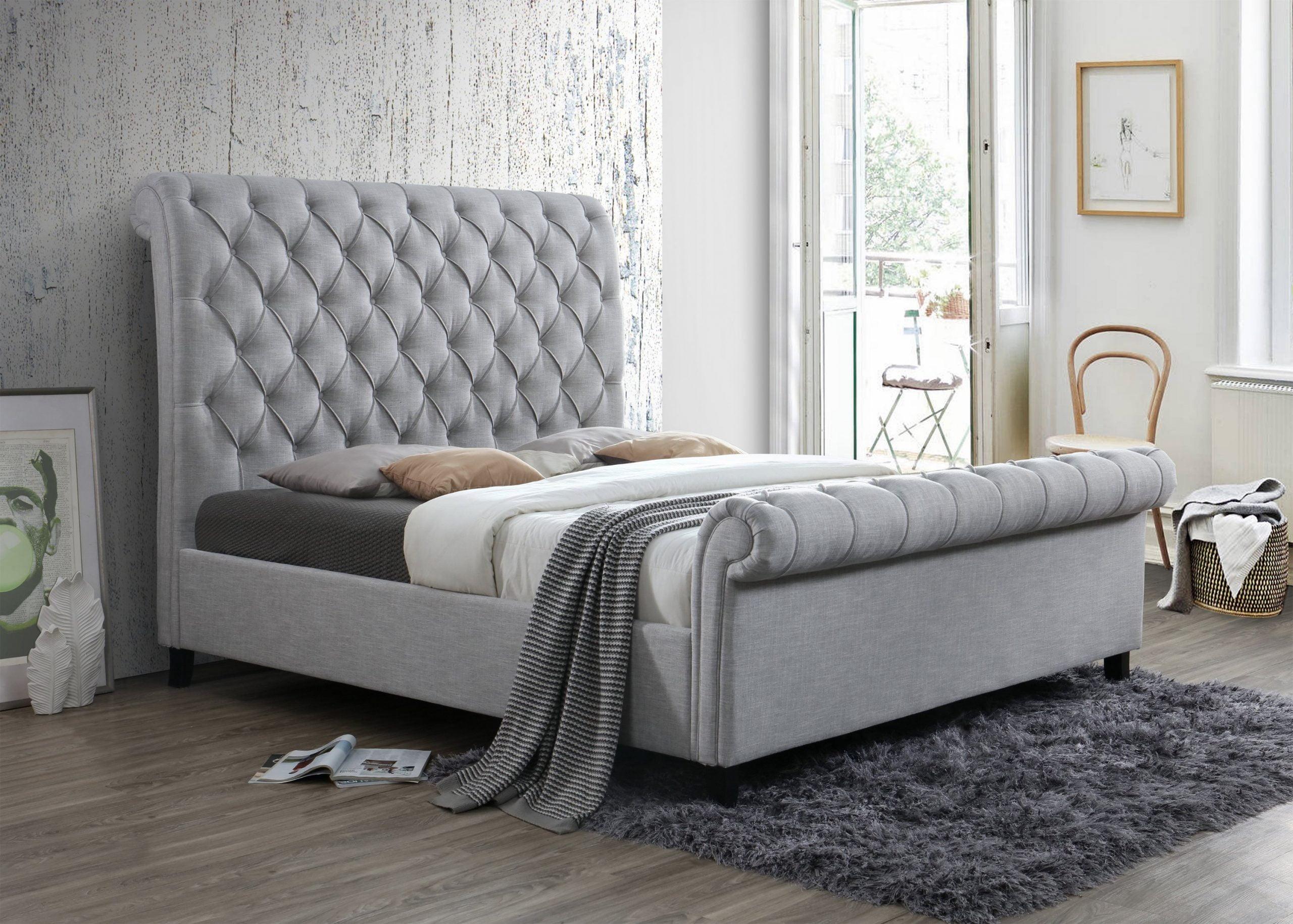 Wood Vs. Upholstered Bed