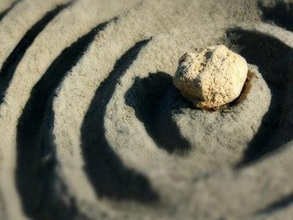 Zen Rock Gardens- The Philosophy Behind