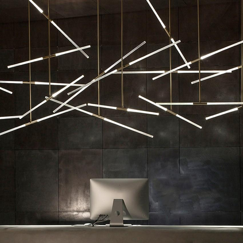 Buy > modern hanging lighting with A Reserve price, Up to 61% OFF