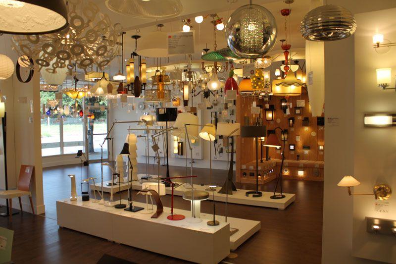 Image result for light showroom design   Showroom design, Retail design, Design