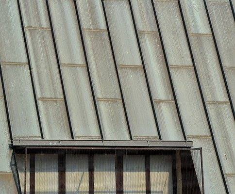 Roof, Sheet Metal Roof, Window, Architecture, Still Net