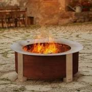Breeo Double Flame Fire Pit Review The Easy Way to Engage Your Guests