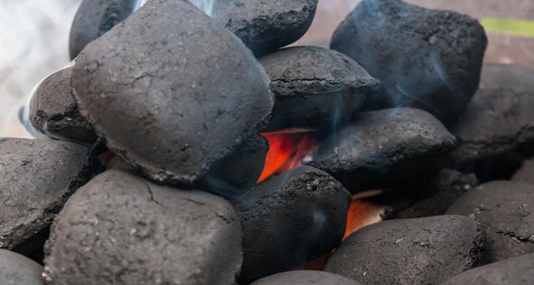 Charcoal Briquettes Invention