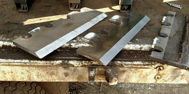 Chipping Blade from Woodchipper