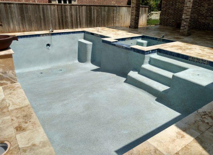 Concrete Inground Pool