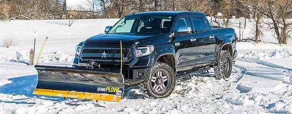 How To Install a Snowplow to a Truck