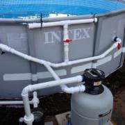 In-Ground Pool Piping