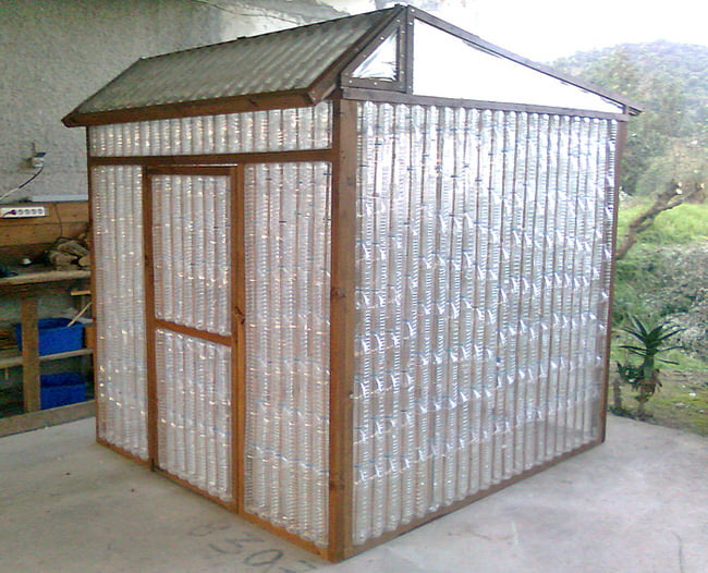 Northern Homestead Greenhouse