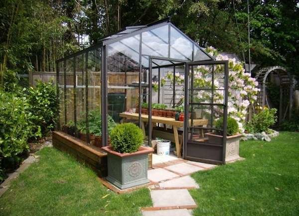 Ready to Assemble Greenhouse