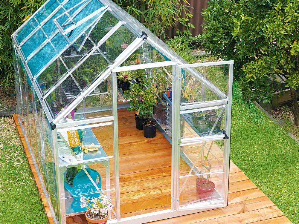 Reap Scotland Greenhouse