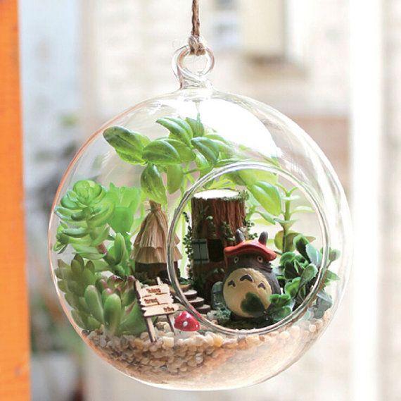 Small Bauble Terrarium