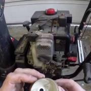 Snowblower Carburettor