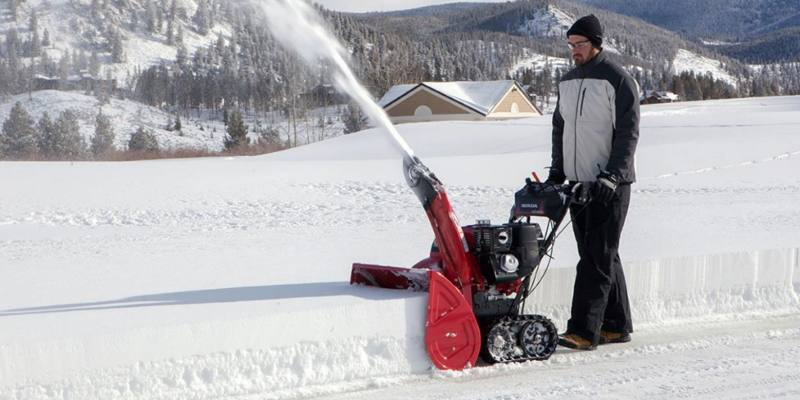 The Snow Battle 3 Reasons Why You Need a Snow Thrower
