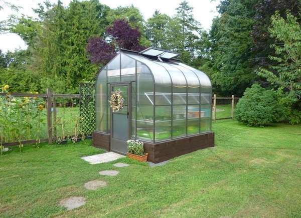The Sun Garden Greenhouse