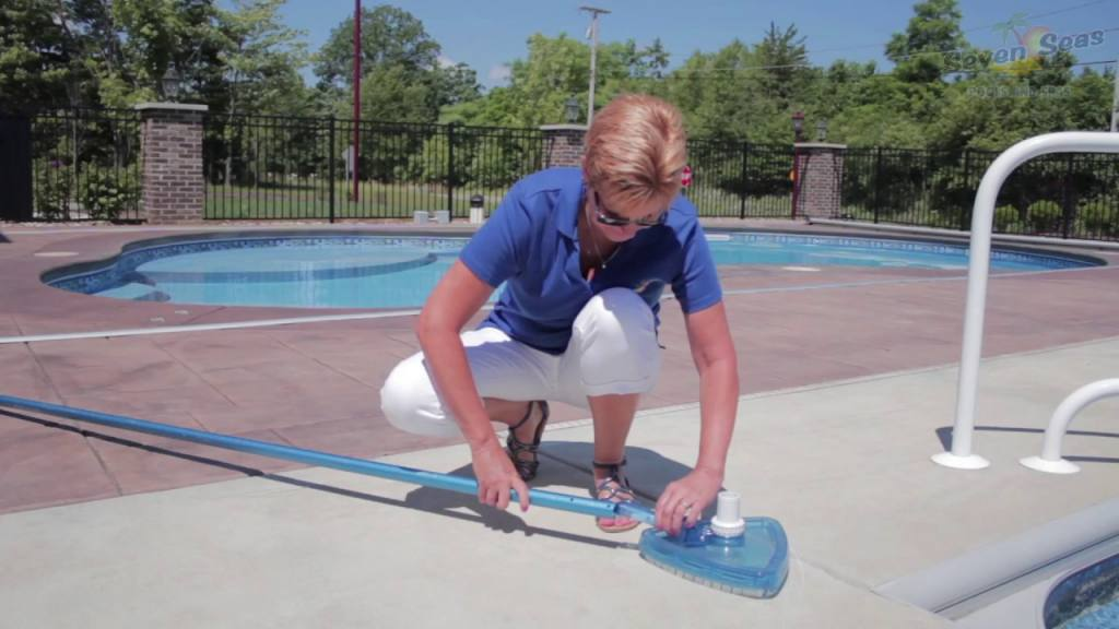 Vacuum an In Ground Pool