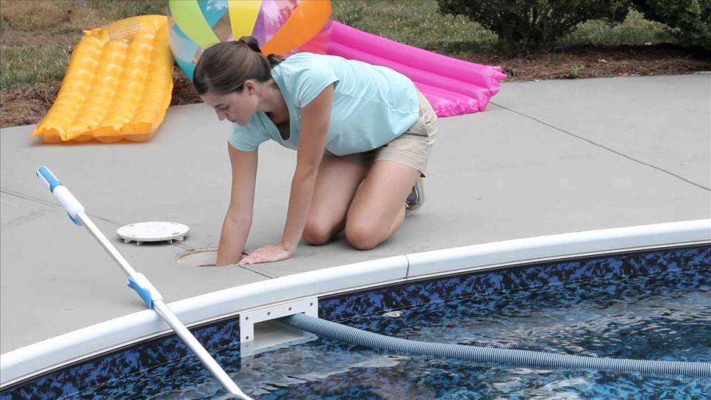 Vacuum an In-Ground Pool