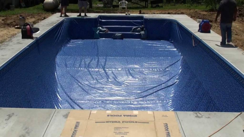 Vinyl Inground Pool