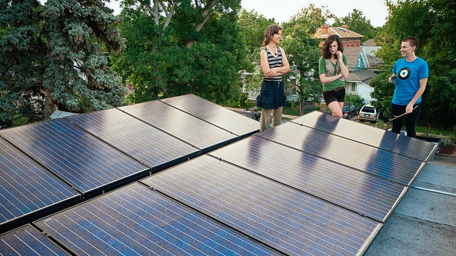 What Are Solar Gardens