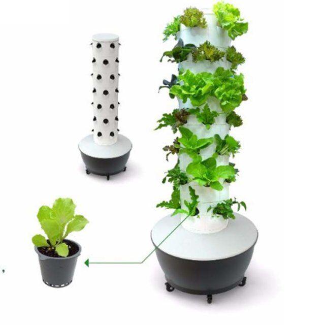 Aeroponics Veggie Garden Tower