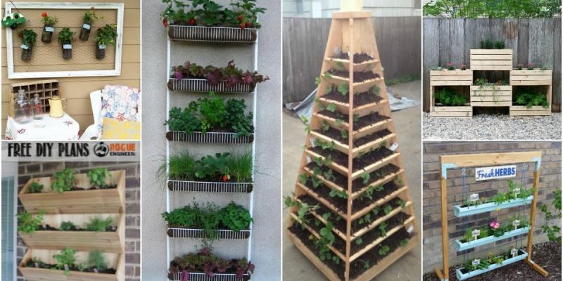 DIY Vertical Garden