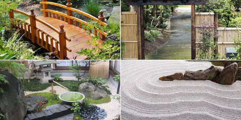 Japanese Garden For our Backyard
