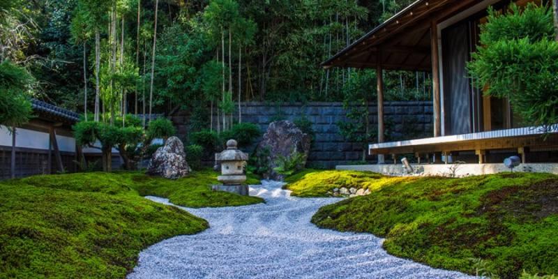 Japanese Garden in Your Backyard