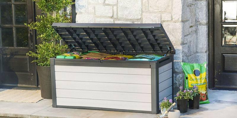 Outdoor Waterproof Toy Storage ideas