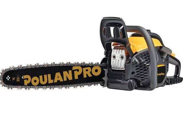 Poulan Pro Pr5020 Vs Tanaka Chainsaw