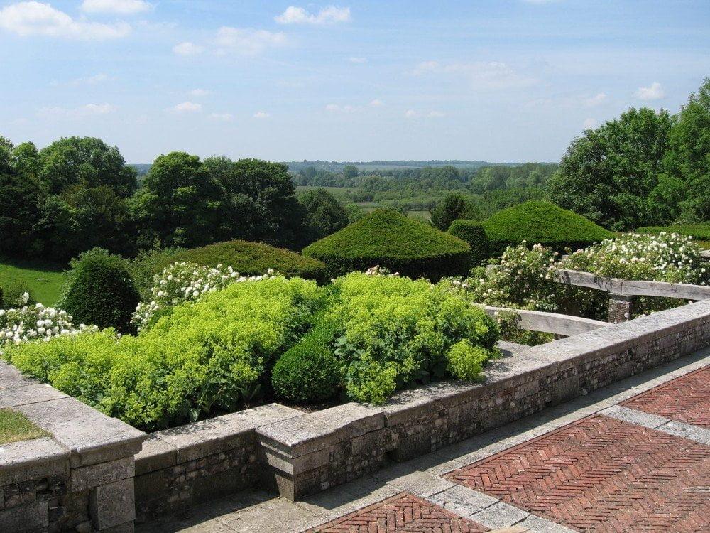 A Borrowed Hillside View