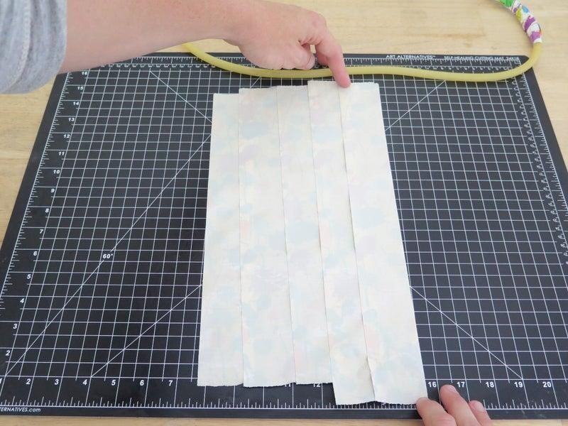 Creating the Duct Tape Pouch